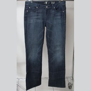 7 For All Mankind Kimmie Bootcut Jeans 31x30